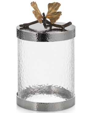 Michael Aram Butterfly Ginkgo Small Kitchen Canister thumbnail