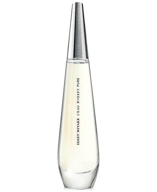 Issey Miyake L'Eau d'Issey Pure Eau de Parfum, 3 oz