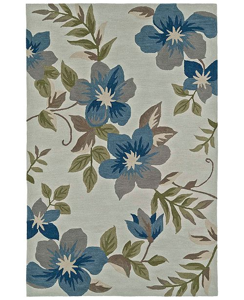Macy's Fine Rug Gallery CLOSEOUT! Maui MM6 9'X13' Area Rug
