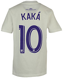 adidas Kaka Orlando City SC Player T-Shirt, Big Boys (8-20)