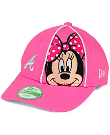 New Era Atlanta Braves Face Front Minnie 9FORTY Cap