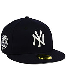New Era New York Yankees C-Dub Patch 59FIFTY Fitted Cap