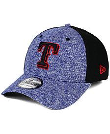 New Era Texas Rangers Tech Fuse 39THIRTY Cap