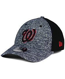 New Era Washington Nationals Tech Fuse 39THIRTY Cap