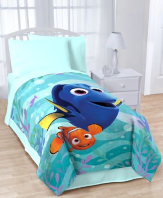 Finding Dory Sun Ray Throw Blanket