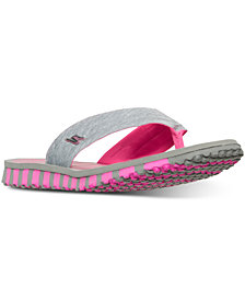 Skechers Women's GO FLEX - Vitality Flip Flop Sandals from Finish Line