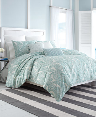 Nautica Long Bay Comforter Sets Bedding Collections