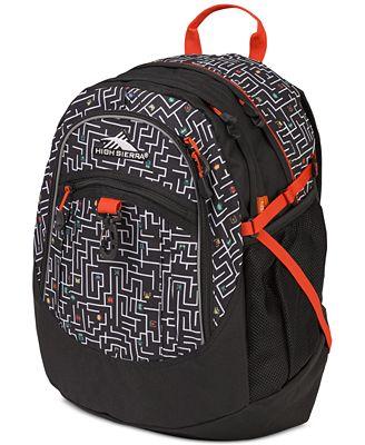 High Sierra FatBoy Backpack in Game On