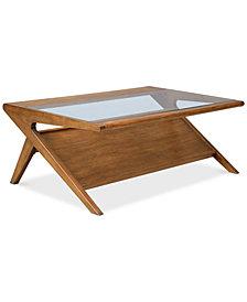 Rocket Coffee Table, Quick Ship