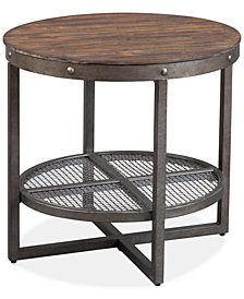 Sheridan End Table, Quick Ship