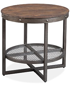 Beck End Table, Quick Ship