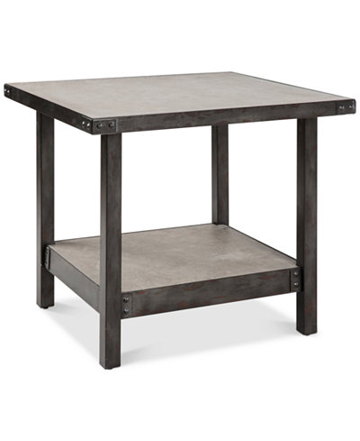 Cody End Table, Quick Ship