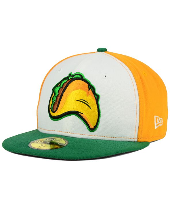 New Era Fresno Grizzlies Special Event AC 59FIFTY Fitted Cap