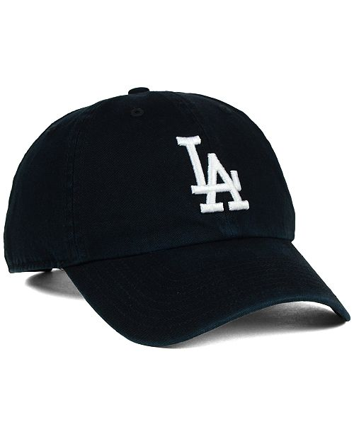 da62fe6216d97 47 Brand Los Angeles Dodgers Core Clean Up Cap   Reviews - Sports ...