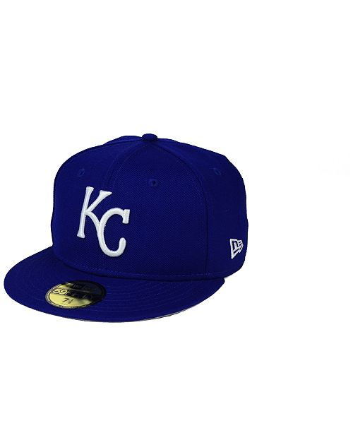 cheap for discount ed1f4 58195 ... usa new era. kansas city royals c dub patch 59fifty fitted cap. be the