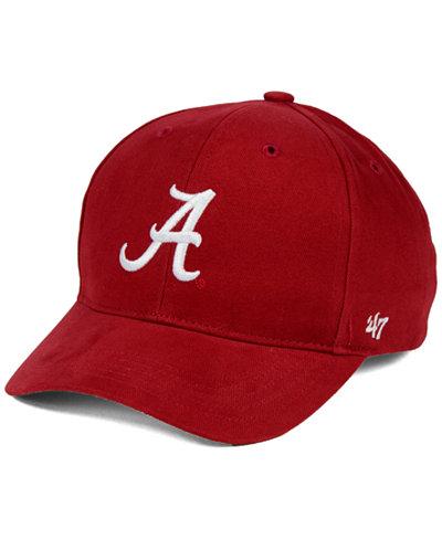 '47 Brand Kids' Alabama Crimson Tide Basic MVP Cap