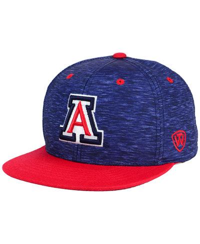 Top of the World Arizona Wildcats Energy 2-Tone Snapback Cap