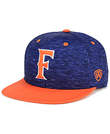 Top of the World Cal State Fullerton Titans Energy 2-Tone Snapback Cap