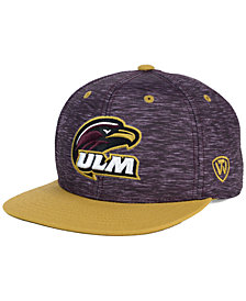 low priced 309c2 caee1 Top of the World LA Monroe Warhawks Energy 2-Tone Snapback Cap