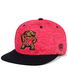 Top of the World Maryland Terrapins Energy 2-Tone Snapback Cap