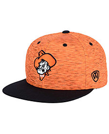Top of the World Oklahoma State Cowboys Energy 2-Tone Snapback Cap
