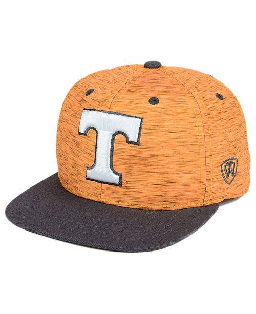 Top of the World Tennessee Volunteers Energy 2-Tone Snapback Cap