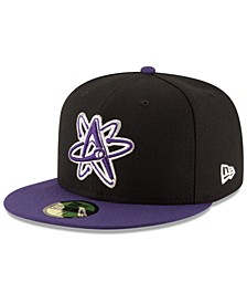 Albuquerque Isotopes AC 59FIFTY Fitted Cap