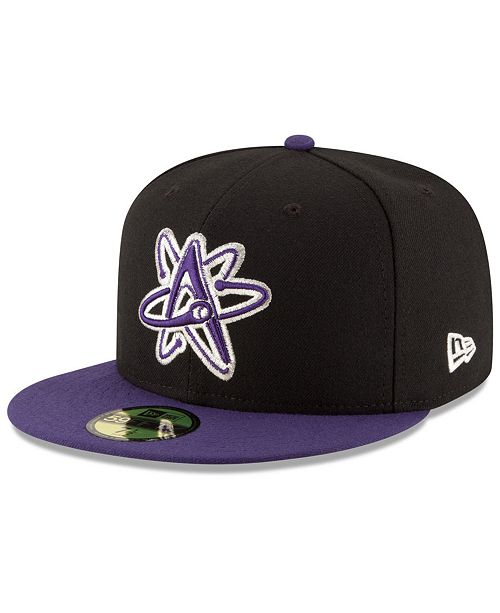 d495f89922e40 New Era Albuquerque Isotopes AC 59FIFTY Fitted Cap - Sports Fan Shop ...