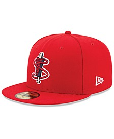 Lowell Spinners AC 59FIFTY Fitted Cap