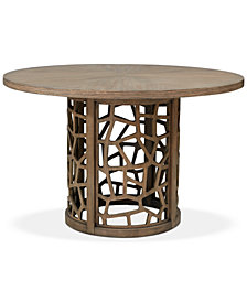 Round Dining Table Macys - 52 inch round outdoor dining table
