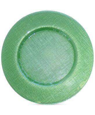 Serveware Verona Green  Charger