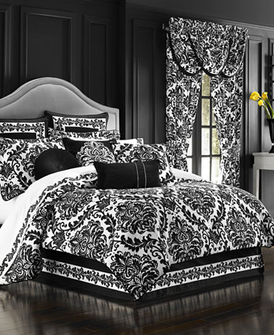 j queen new york cambridge king comforter set bedding collections bed bath macy 39 s. Black Bedroom Furniture Sets. Home Design Ideas