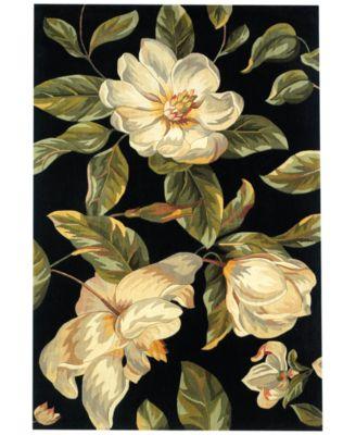 "Catalina Magnolia 3'3"" x 5'3"" Area Rug"
