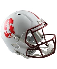 Riddell Stanford Cardinal Speed Replica Helmet