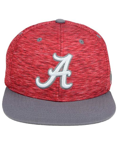 super popular 6b42e 38657 Top of the World. Alabama Crimson Tide Energy 2-Tone Snapback Cap. Be the  first to Write a Review. main image  main image  main image ...
