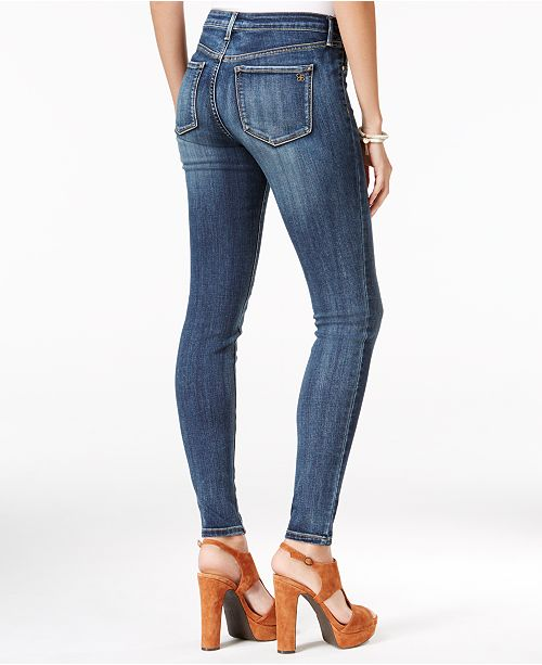 e18dfe5f26047 Jessica Simpson Kiss Me Super-Skinny Jeans & Reviews - Jeans ...