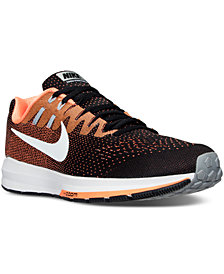 Nike Men's Air Zoom Structure 20 Running Sneakers from Finish Line