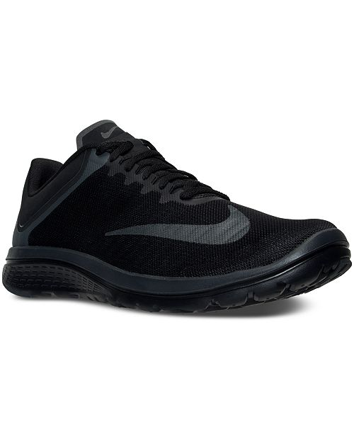 super popular 4fed9 738f4 Nike Men's FS Lite Run 4 Running Sneakers from Finish Line ...