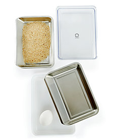 Martha Stewart Collection Breading Prep Tray, Created for Macy's