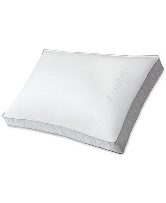 serta icomfort smart support™ hybrid queen pillow - pillows - bed