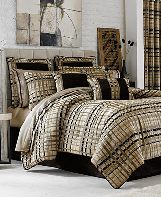 J Queen New York Structure Bedding Collection Bedding