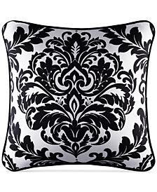 "CLOSEOUT! J Queen New York Cambridge 18"" x 18"" Decorative Pillow"