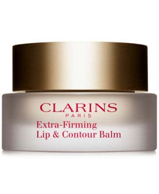 Clarins Extra-Firming Lip & Contour Balm --/0.5oz Softlips Lip Protectant Cube, Fresh Mint Spf 15 - 0.23 Oz, 3 Pack