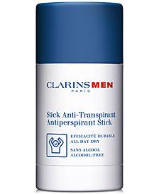 ClarinsMen Antiperspirant Deodorant Stick, 2.6 oz.