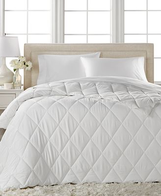 Dream Science by Martha Stewart Collection Allergy Sleep System Down Alternative Comforters, AAFA™ Certified Hypoallergenic, Only at Macy's