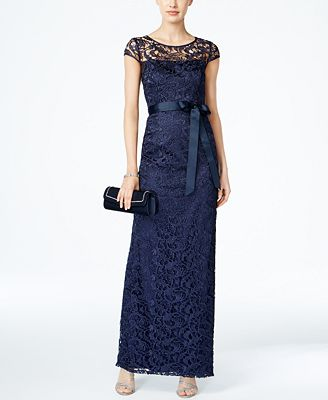 Adrianna Papell Long Bridesmaids Dresses Collection Women S Brands
