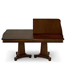 Bordeaux Double Pedestal Table Pad