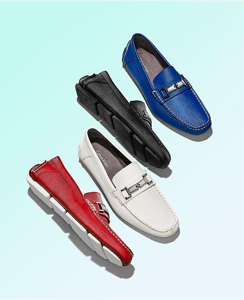 825b670e020 Calvin Klein Men s Magnus Driver   Reviews - All Men s Shoes - Men ...