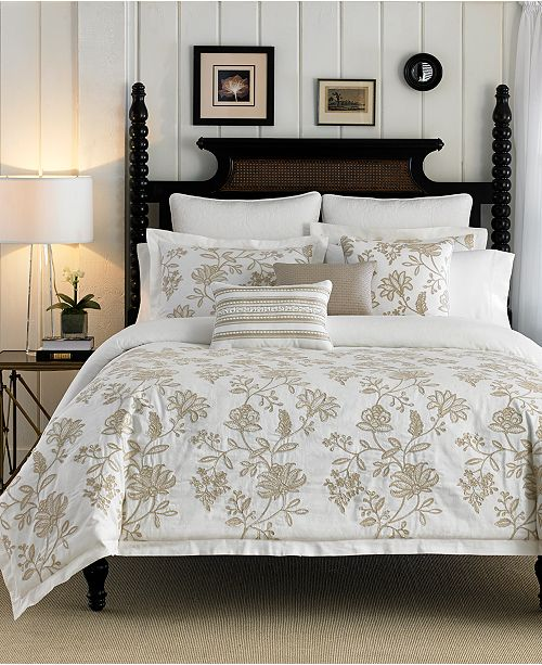 "Croscill Devon Quilted 18"" x 12"" Decorative Pillow"