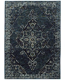 "Journey Charlemagne 1'10"" x 3'2"" Area Rug"